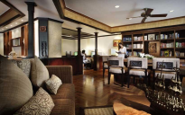 library-at-intercontinental-jimbaran-green-field-hotel-ubud-bali-travel-experiences